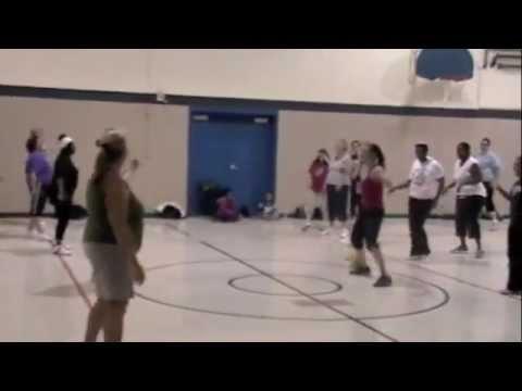 ZUMBA® fitness class with Jenny K. – Danca Do Creu – Brazilian Funk