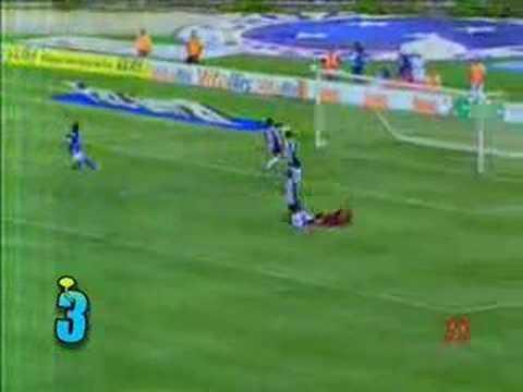Cruzeiro 5 x 0 Galo (Dança do Creu – Final do Mineiro 2008)