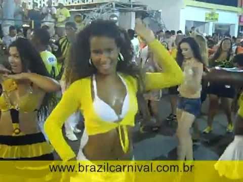 """""""Uncut Brazil Samba"""" Dancing Rio Samba & Carnival Brazilian Dance"""