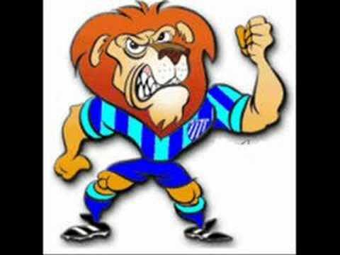 Dança Do Creu Do Leão!!!