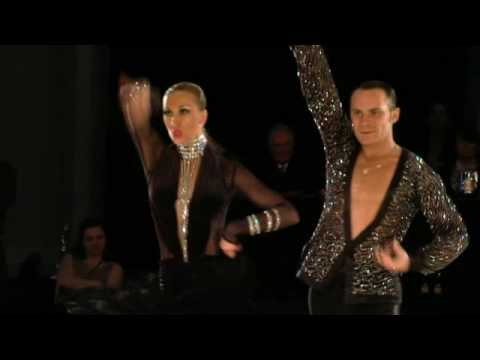 2009 SF Open Professional Latin Dance On's