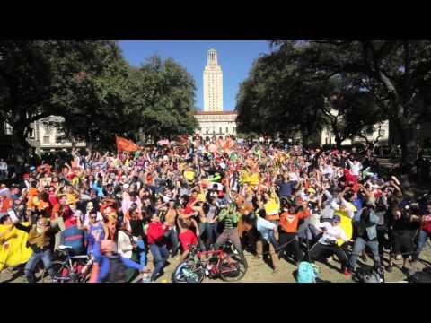 BIGGEST Harlem Shake (University of Texas at Austin) Original