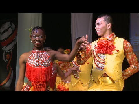 Constelacion Latina / Colombia – World Latin Dance Cup 2012 Cabaret team 1st Place