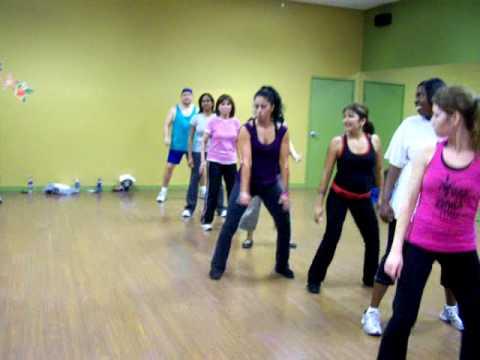 "Patricias Zumba class -Brizilian "" DANCA DO CREU"""