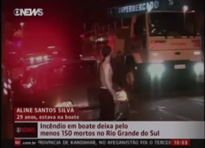 Raw: Nightclub Fire in Brazil Kills Hundreds