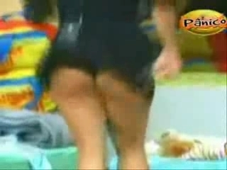 BBB 8 Dança do Churros Vasou no Big Brother