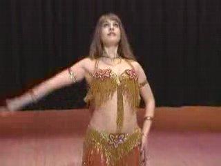 Dança do ventre – Salome rakset el fadaa