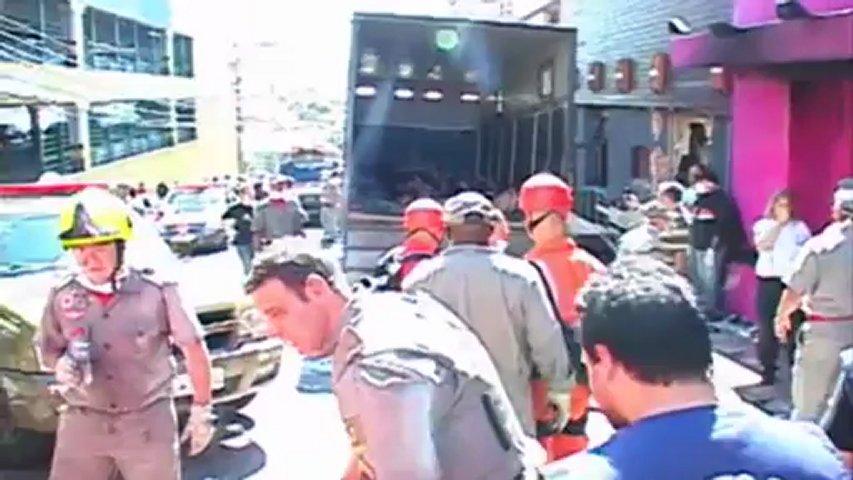 Nightclub Fire Kills 245 in Brazil
