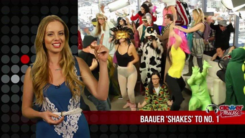 Baauer 'Harlem Shake' Song No. 1 Billboard Hot 100 Debut!