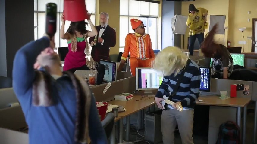 How the Harlem Shake Took Over YouTube