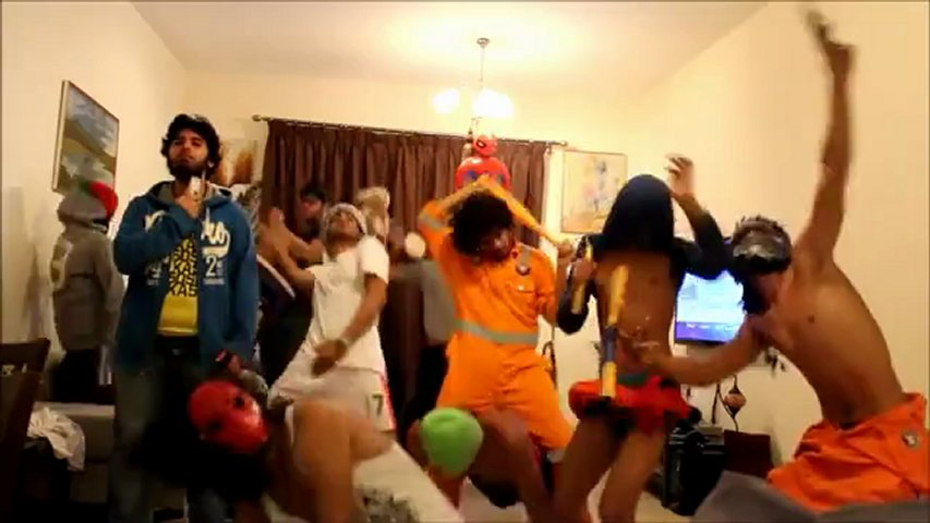 Harlem shake (original house edition)