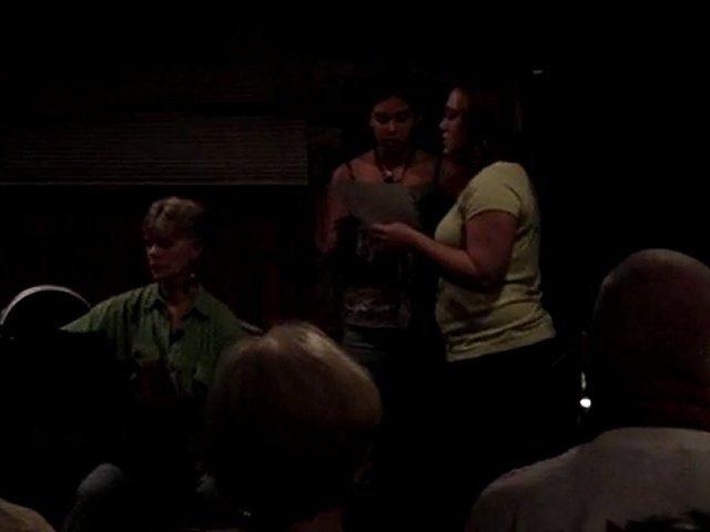 Lisa Santana (santanaorchdork) Latina teen ass shaking: Come__Thou_Fount_WFB_Camp