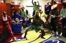 Harlem Shake: Kansas Basketball Style