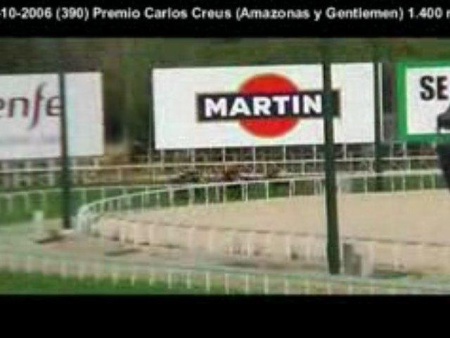 2006.10.01, nº 394 LZ (Mem.Carlos Creus, 3+ nac) Mister Hans