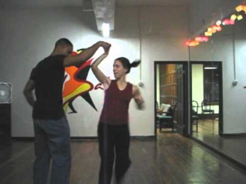 Salsa Dance Practice