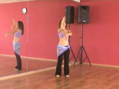Belly Dance Lesson #1 – BellyDanceBoulevard.com dancing lessons