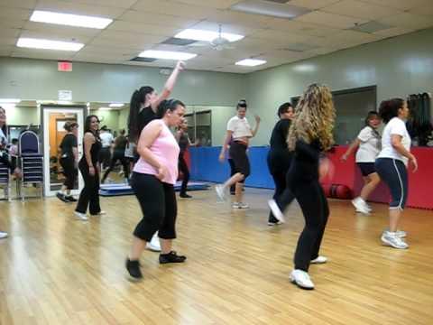RIO – Brazilian FUNK- Creu dance workout