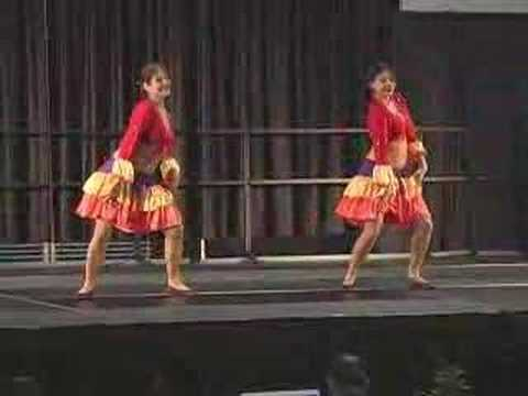 Brazil – 2008 World Culture Folk Dance Competition