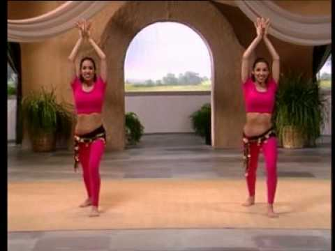 Arabic Belly Dance Fat Burning Part 01 of 04