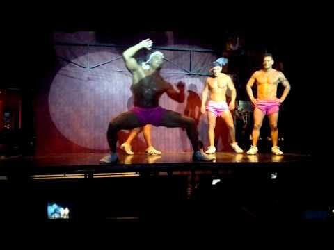 brasilmania show, nico axe, pipi y facha danca do creu