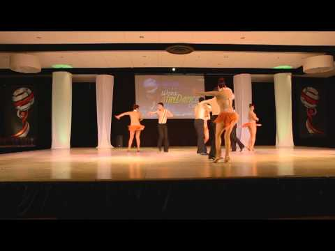 ALMA LATINA / Mexico – World Latin Dance Cup 2012 1st Place