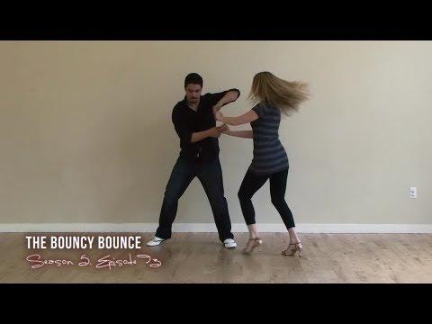 Salsa Dance Moves : Bouncy Bounce