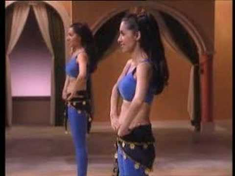 Arabic Belly Dance Basic Moves Part 02 of 04