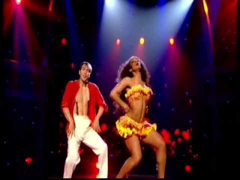 Yanet Fuentes Salsa So You Think You Can Dance BBC TV UK London Cuba