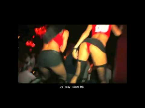 Club Brazil Summer Mix 2012 ★ Party Mix House Music Megamix Mixed By DJ Ricky