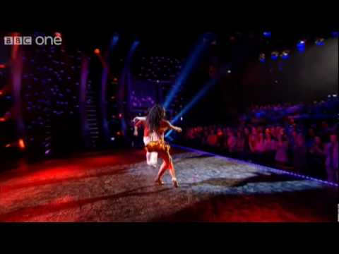 Week 3: Tommy & Yanet – Salsa  So You Think You Can Dance  BBC One