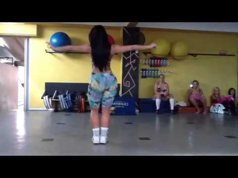 Sabrina Coreografia 5