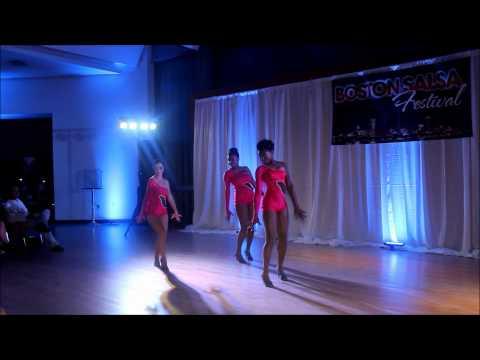 Noche Latina Dance Co. – Boston Salsa Festival 2012 (Performance, Sun – 9/9/12)