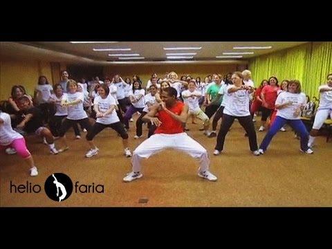 Fun Dance Fitness Workout Part 1 – Rio de Janeiro, Brazil – Samba Funk Axe Merengue Reggaeton Salsa
