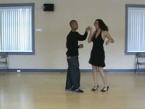 Learn How to Dance Salsa Part 1 with Clara
