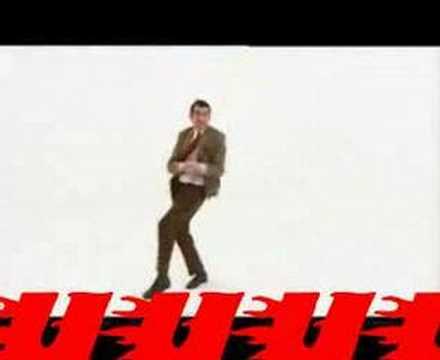 Mr. Bean na Dança do Créu [ ORIGINAL ]