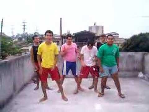 Dança do Créu na laje – Capitão Cruz RJ