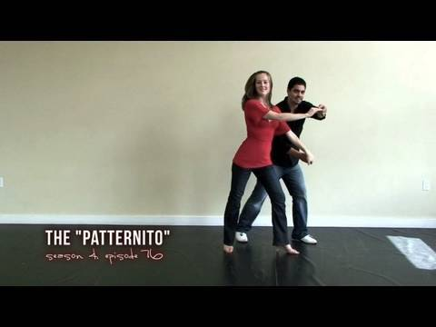 Salsa Dancing Lesson Video : The Pattern