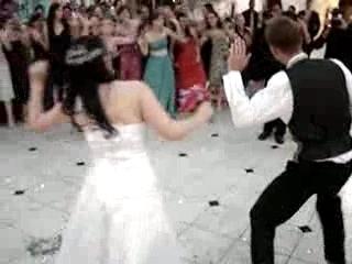 Dança do Siri no casamento da Lisa e do Rogério Volpi