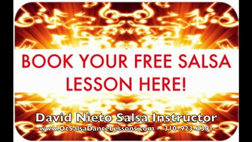 David Nieto – Salsa Dance Instructor Westminster Orange County CA 310-923-3391 Dance Class