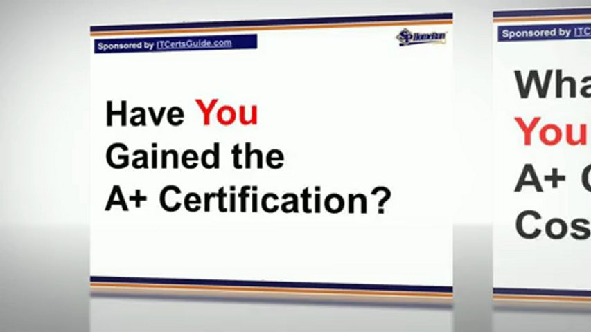 Recap: A+ Certification Cost – How Much Do You Need? (Summary Highlights)