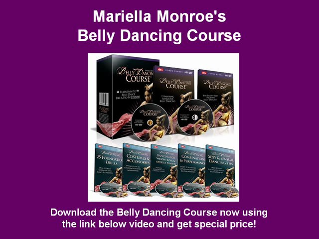 Mariella Monroe's Belly Dancing Course Review