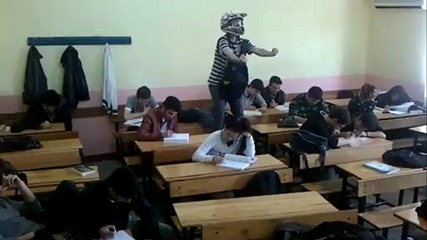 Harlem Shake Fail – Antalya Anadolu Teknik Lisesi