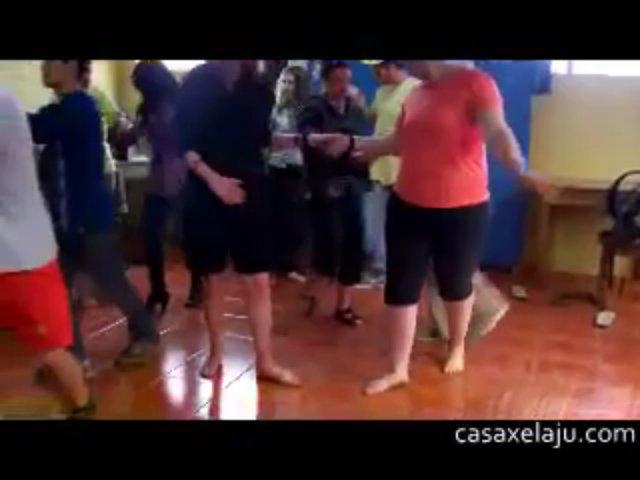 Spanish salsa classes in Guatemala 1