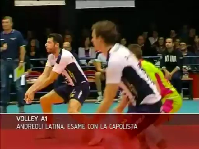 VOLLEY, LATINA ALL'ESAME DELLA CAPOLISTA