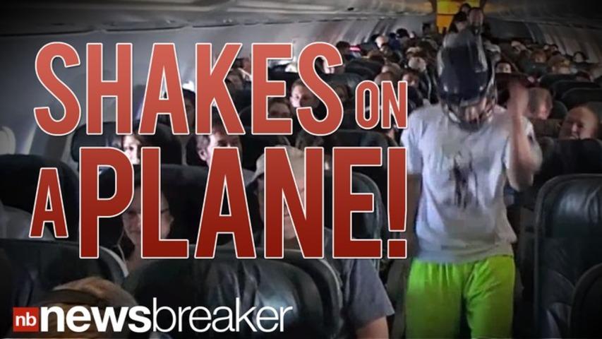 FAA Investigating Harlem Shake on a Plane | NewsBreaker | OraTV