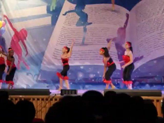 Aurielka's Salsa Dance Recital