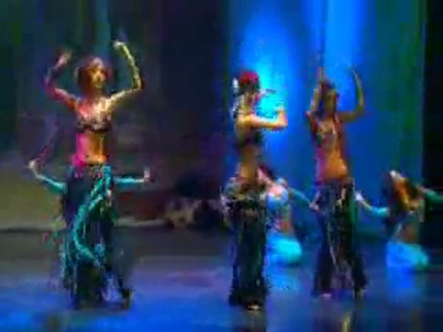 Belly dance superstars