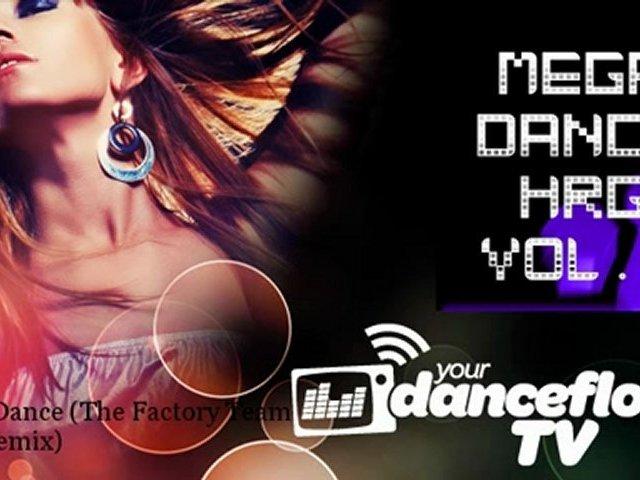 Gloriana – Dance Dance – The Factory Team Salsa Remix – YourDancefloorTV