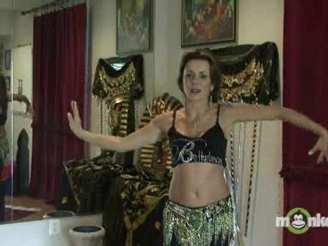 Belly Dance Posture