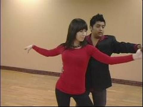 How to Salsa Dance : Copa Closed Step-In for Salsa Dancing